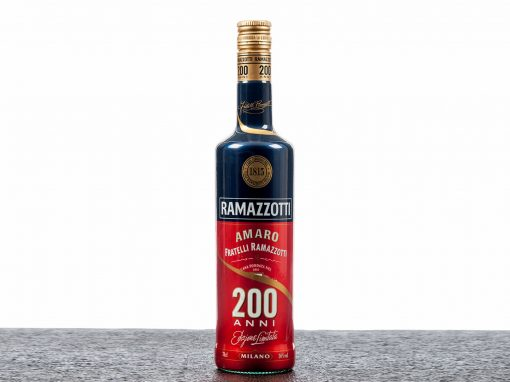 Amaro Ramazzotti Limited Edition